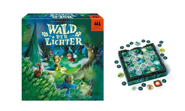 Wald der Lichter, Spiele-Neuheiten