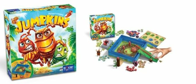 Jumpkins, Spiele-Neuheiten