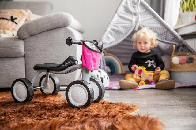 Fahrräder für Kinder, Rutscher