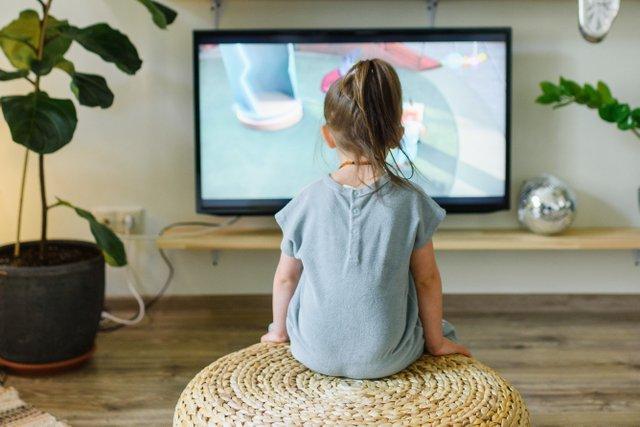 Kinder, Fernsehen und Medien