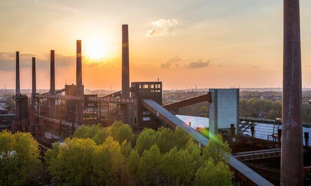 Kokerei, Zeche Zollverein
