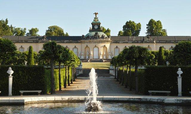 Schloss Sancoussi