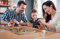 Familienspiele, Gesellschaftsspiele