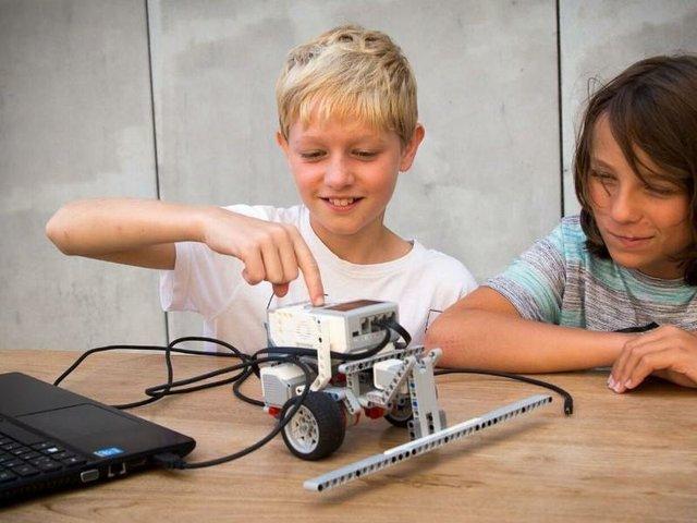 Feriencamp Robotik Forscherfreunde