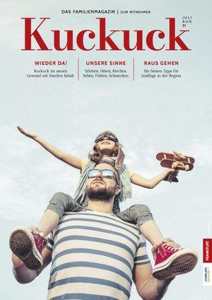 Kuckuck Frankfurt Juli/August 2021