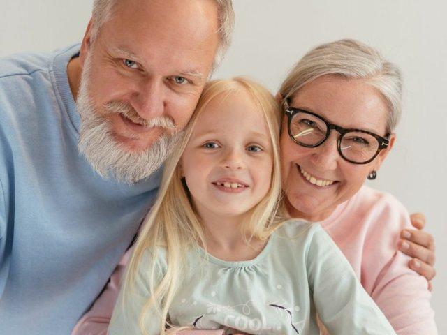 Großeltern, Enkelbriefe