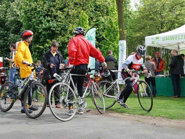 Fahrrad-Tag im GrünGürtel