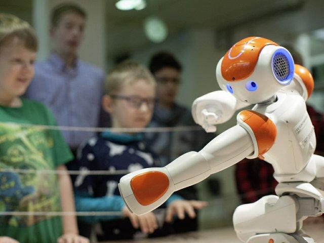 Rechber, Roboter und mehr