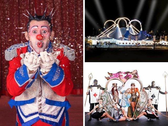 The Great Christmas Circus 2021